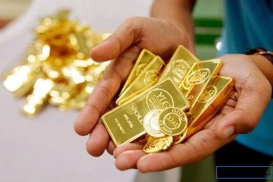 вложить средства в золото