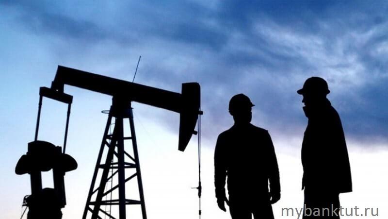 нефтяной и газовой зависимости