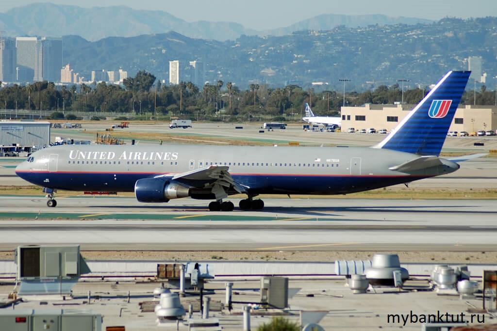 Планы руководства United Airlines